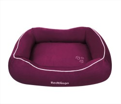 Reddingo - RedDingo Köpek Yatağı Mor Large