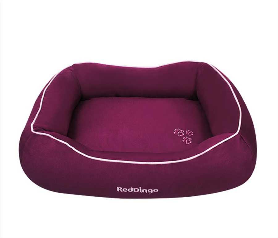 RedDingo Köpek Yatağı Mor Small