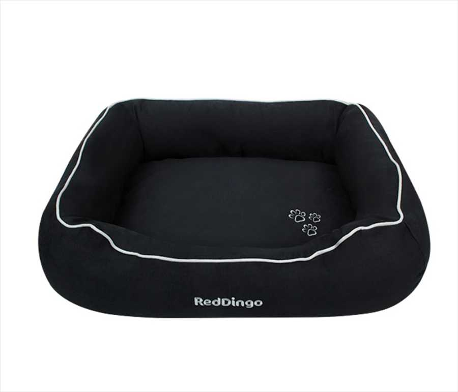 RedDingo Köpek Yatağı Siyah Large