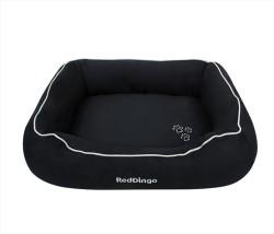 Reddingo - RedDingo Köpek Yatağı Siyah Large