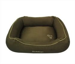 Reddingo - RedDingo Köpek Yatağı Yeşil Medium
