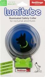 Reddingo - Reddingo Lumitube Işıklı Köpek Boyun Tasması S-M 50*20 CM Yeşil