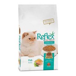 Reflex - Reflex Balıklı Kısırlaştırılmış Kedi Maması 3 KG