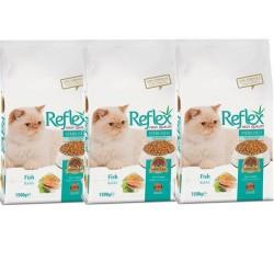 Reflex - Reflex Balıklı Kısırlaştırılmış Kedi Maması 4.5 Kg ( 3 ADET 1.5 KG )