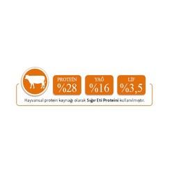 Reflex Biftekli Büyük Irk Yavru Köpek Maması 15 KG - Thumbnail