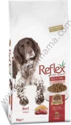 Reflex - Reflex Biftekli Köpek Maması 3 KG