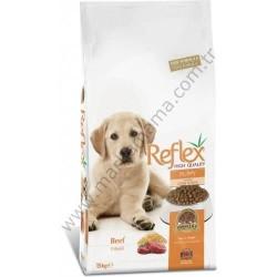 Reflex - Reflex Biftekli Yavru Köpek Maması 3 KG