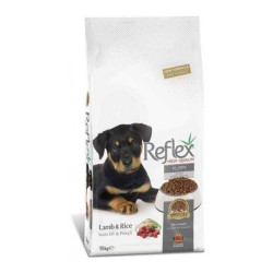 Reflex - Reflex Kuzulu Yavru Köpek Maması 15 KG