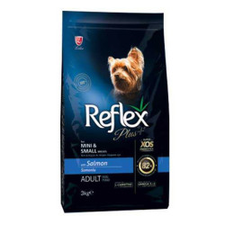 Reflex - Reflex Plus Somonlu Küçük Irk Köpek Maması 3 KG