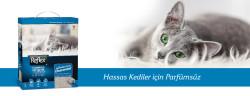 Reflex Sensitive Kokusuz Kedi Kumu 6 LT - Thumbnail