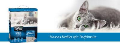 Reflex Sensitive Kokusuz Kedi Kumu 6 LT