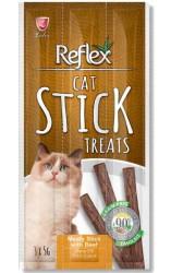 Reflex - Reflex Biftekli Kedi Ödül Çubugu 5 GR * 3 ADET