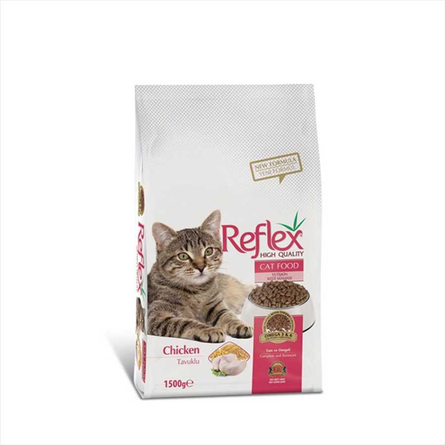 Reflex Tavuklu Kedi Maması 1,5 Kg