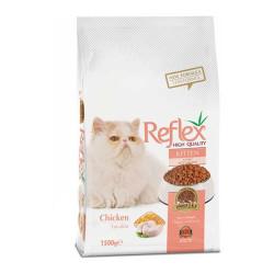 Reflex - Reflex Tavuklu Yavru Kedi Maması 15 KG