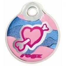 Rogz - Rogz Kedi - Köpek İsimliği Bone Heart (Small)