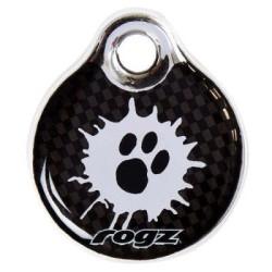 Rogz - Rogz Kedi - Köpek İsimliği Paint Paw Large