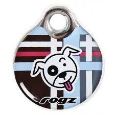 Rogz - Rogz Kedi - Köpek İsimliği Surf Tartan