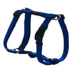 Rogz - Rogz Reflektifli Mavi Köpek Göğüs Tasması (60cm-100cm) (SJ05-B)