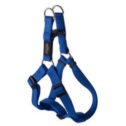 Rogz - Rogz Reflektifli Mavi Köpek Göğüs Tasması (67cm-103cm) (SSJ05-B)