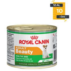 Royal Canin - Royal Canin Adult Beauty Tüy Sağlığı İçin Köpek Konservesi 195 GR x 12 Adet