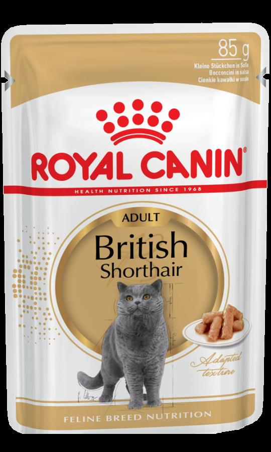 Royal Canin British Shorthair Yaş Kedi Maması 85 GR