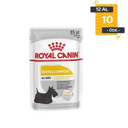 Royal Canin - Royal Canin Dermacomfort Deri Besleyici Köpek Yaş Maması 85 GR x 12 Adet