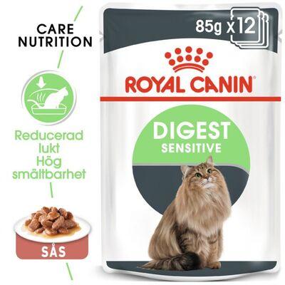 Royal Canin Digest Sensitive Pouch Kedi Konservesi 85 GR * 12 Adet