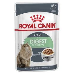 Royal Canin - Royal Canin Digest Sensitive Pouch Kedi Konservesi 85 GR