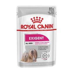 Royal Canin - Royal Canin Exigent Yaş Köpek Maması 85 Gr *12