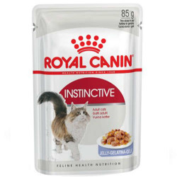 Royal Canin - Royal Canin Fhn Instinctive In Jelly Jöleli Kedi Konservesi 85 Gr