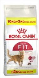 Royal Canin - Royal Canin Fit 32 Kedi Maması 10 KG + 2 KG HEDİYELİ