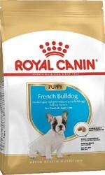 Royal Canin - Royal Canin French Bulldog Yavru Köpek Maması 3 KG