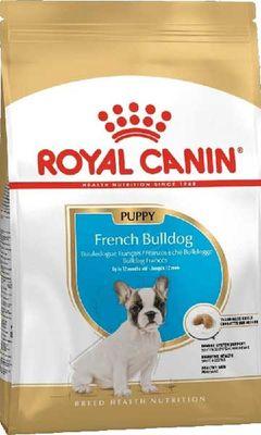 Royal Canin French Bulldog Yavru Köpek Maması 3 KG