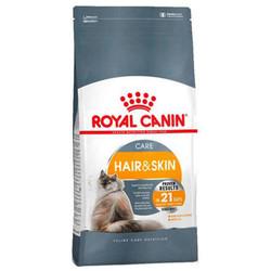 Royal Canin - Royal Canin Hair Skin Uzun Tüylü Kedi Maması 2 KG
