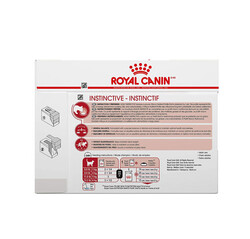 Royal Canin İnstinctive Gravy Kedi Yaş Maması 85 GR * 12 ADET - Thumbnail