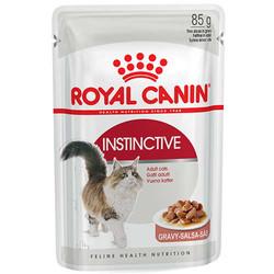 Royal Canin - Royal Canin İnstinctive Kedi Konserve Maması 85 gr