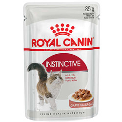 Royal Canin İnstinctive Kedi Konserve Maması 85 GR - Thumbnail