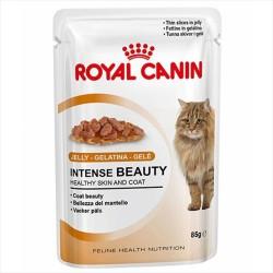 Royal Canin İntense Beauty Jelly Kedi Konservesi 85 GR * 12 ADET - Thumbnail