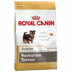 Royal Canin - Royal Canin Junior Yorkshire Terrier Yavru Köpek Maması 1,5 KG