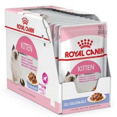 Royal Canin Kitten Jelly Yavru Kedi Yaş Maması 85 Gr