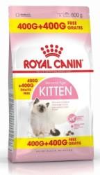 Royal Canin - Royal Canin Kitten Yavru Kedi Maması 400+400 GR