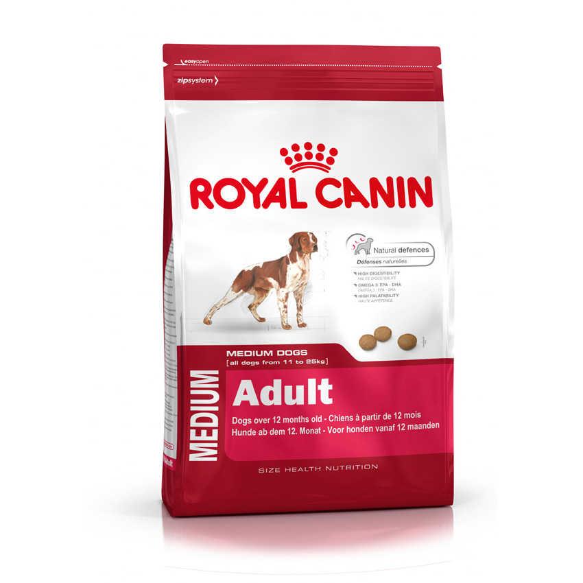Royal Canin Medium Adult Köpek Maması 15 KG