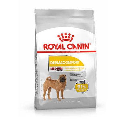 Royal Canin Medium Dermacomfort Deri ve Tüy Problemli Köpekler İçin Mama 10 KG