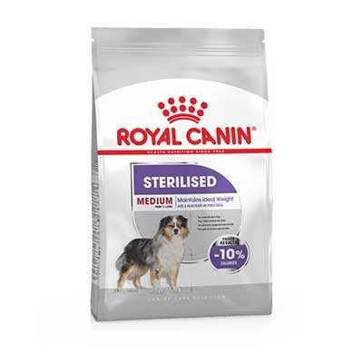 Royal Canin Medium Sterilised Orta Irk Kısırlaştırılmış Köpek Maması 10 Kg