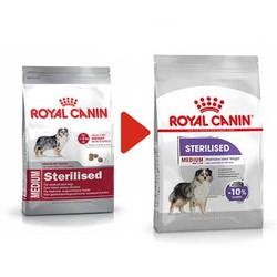 Royal Canin Medium Sterilised Orta Irk Kısırlaştırılmış Köpek Maması 10 Kg - Thumbnail