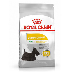 Royal Canin - Royal Canin Mini Dermacomfort Köpek Maması 3 KG