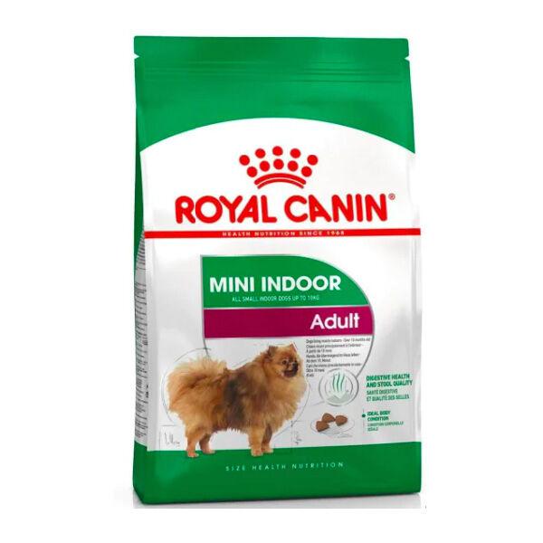 Royal Canin Mini Indoor Küçük Irk Köpek Maması 1,5 KG