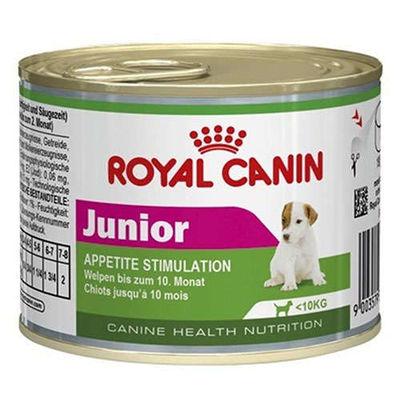 Royal Canin Mini Junior Yavru Köpek Konservesi 195 GR