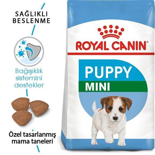 Royal Canin Mini Puppy Yavru Köpek Maması 2 KG