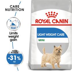 Royal Canin Mini Light Köpek Maması 3 Kg - Thumbnail